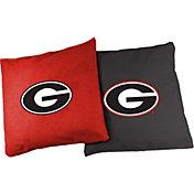 Wild Sports Georgia Bulldogs XL Bean Bags