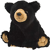 Wild Republic Cuddlekin Black Bear Stuffed Animal
