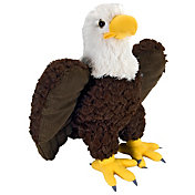 Wild Republic Bald Eagle Stuffed Animal