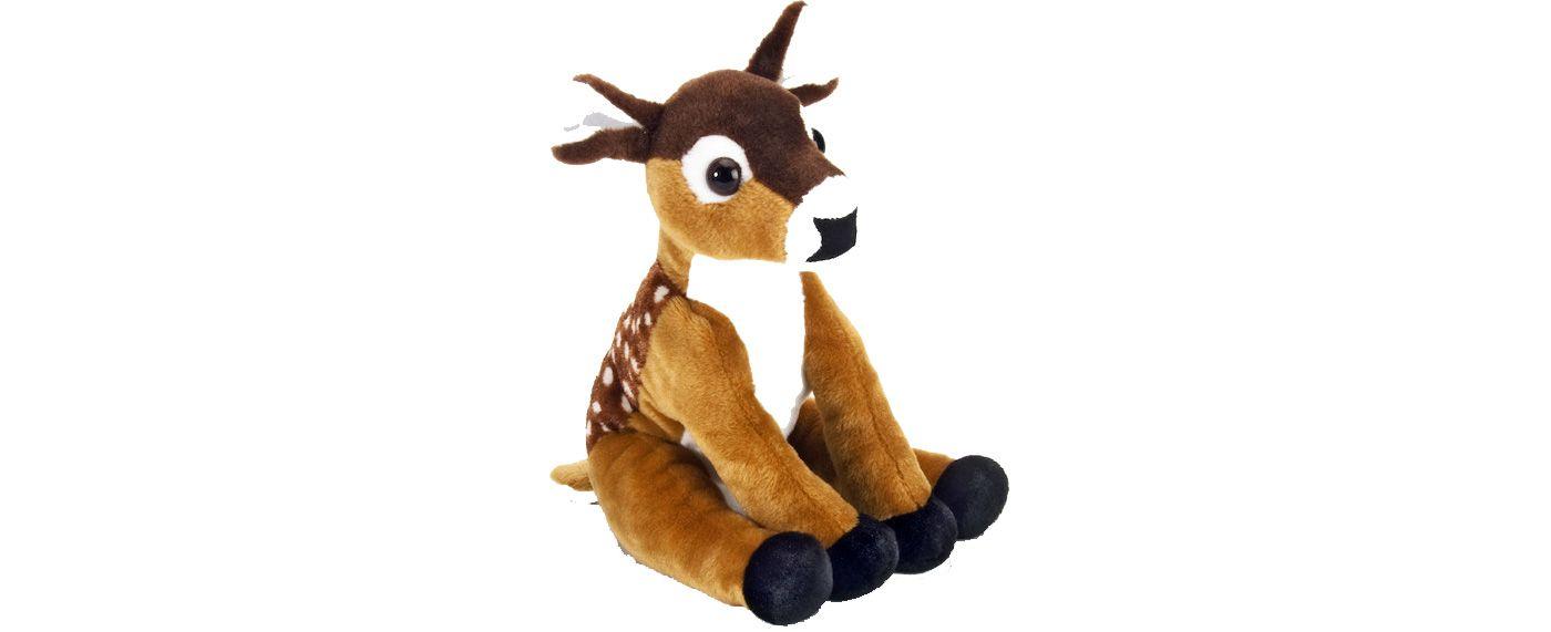 Wild Republic Cuddlekin Fawn Stuffed Animal