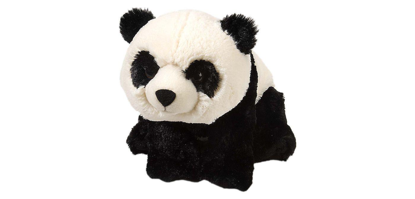 Wild Republic Cuddlekin Panda Baby Stuffed Animal