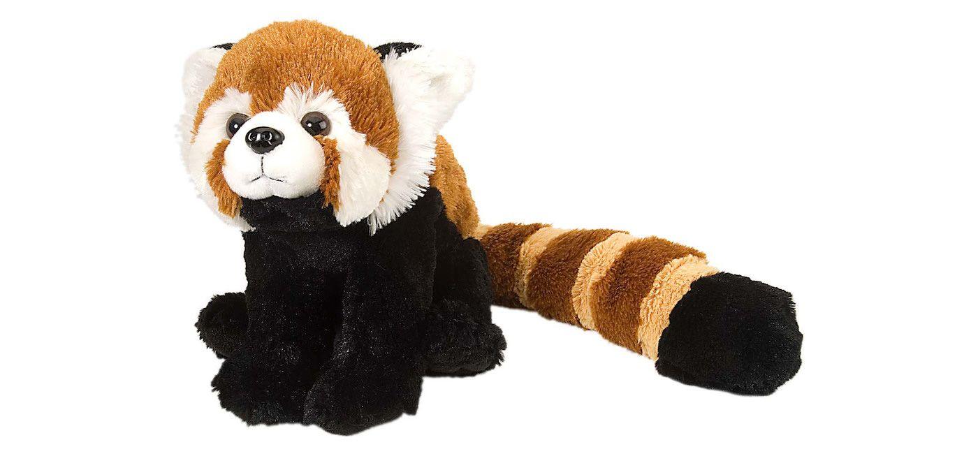 Wild Republic Cuddlekin Red Panda Stuffed Animal