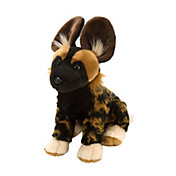 Wild Republic Cuddlekins African Wild Dog Stuffed Animal
