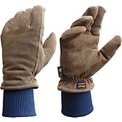 Wells Lamont HydraHyde Suede Cowhide Gloves