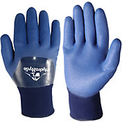 Wells Lamont Men's HydraHyde Double Coated Nitrile Gloves