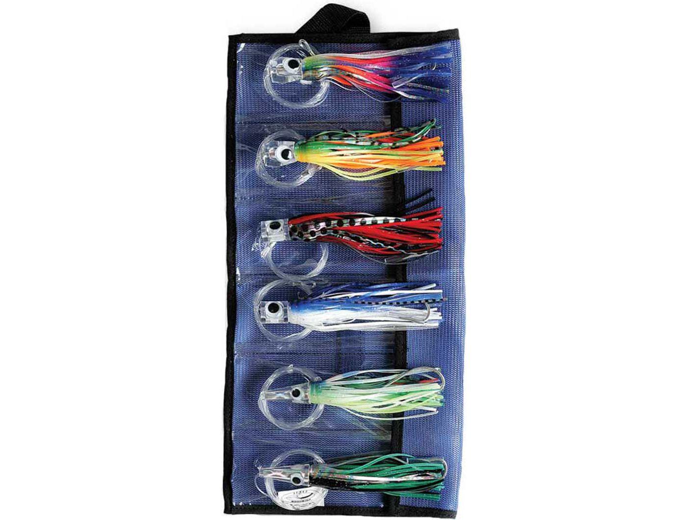 Williamson Game Fish Lure Kit - 6 Pack