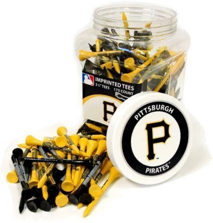 Team Golf Pittsburgh Pirates 175 Count Golf Tee Jar