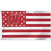 WinCraft Wisconsin Badgers Deluxe Flag