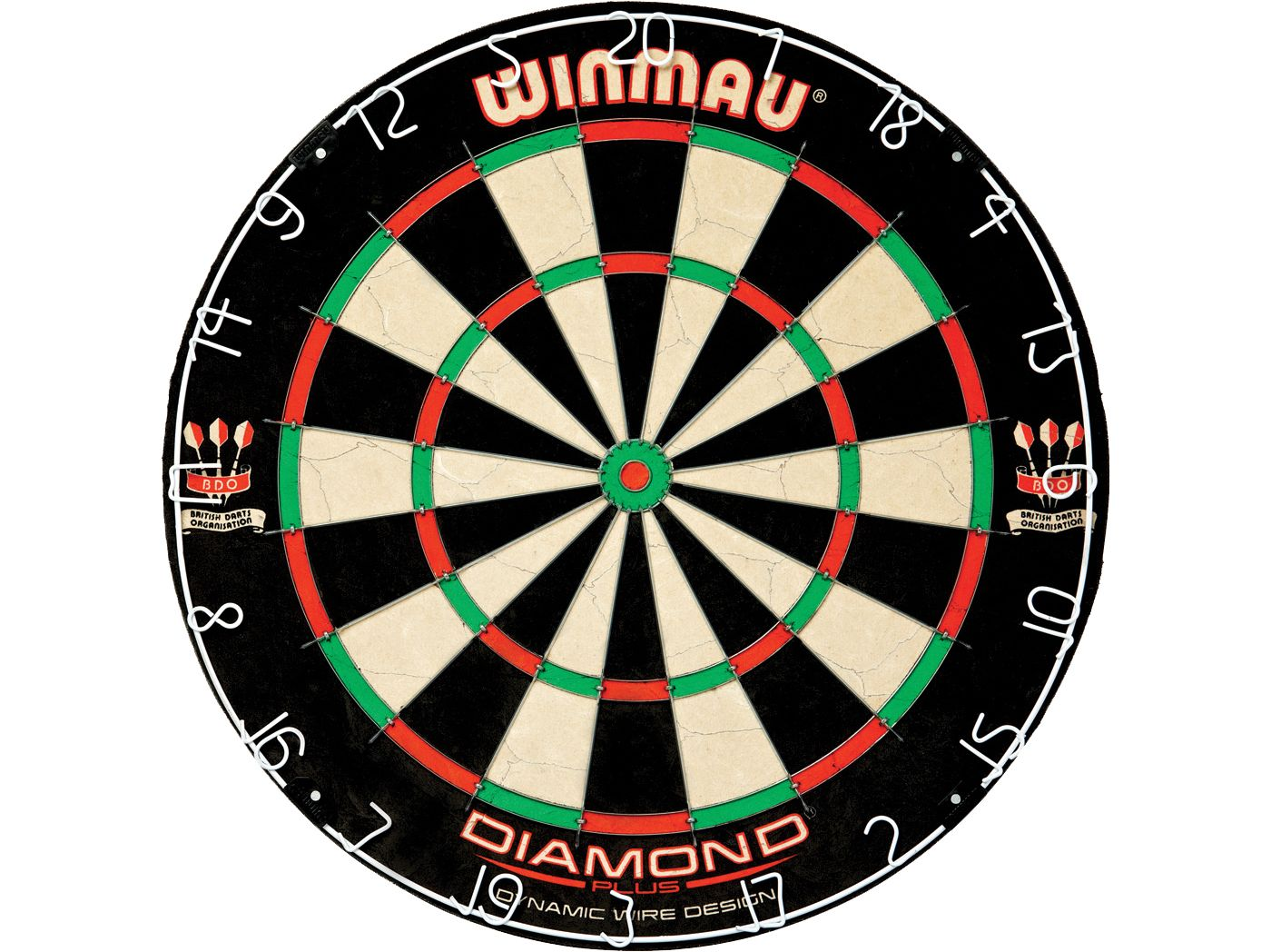Winmau Diamond Bristle Dartboard