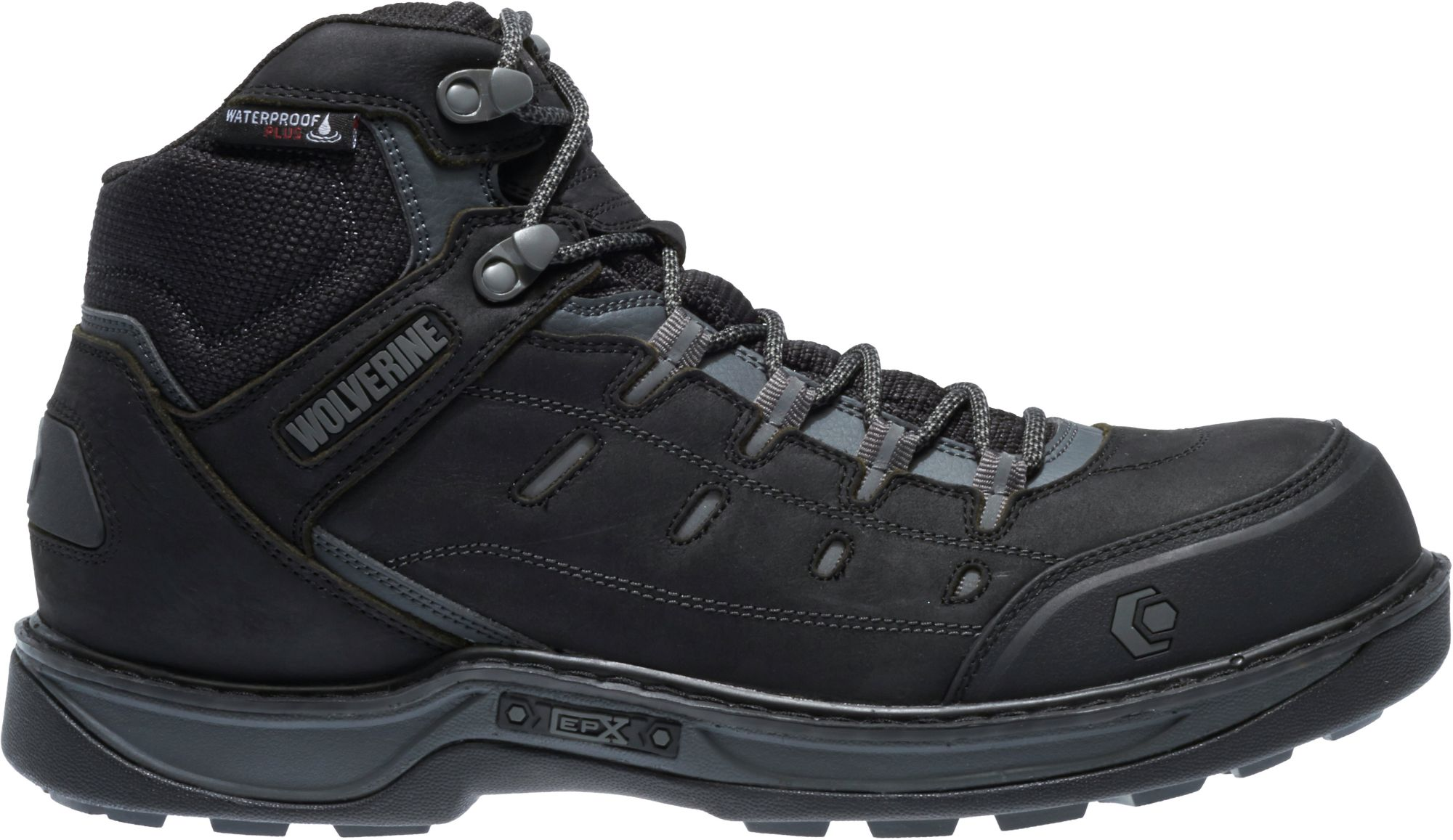 b182c4bd975 Wolverine Men's Edge LX EPX CarbonMax Work Boots