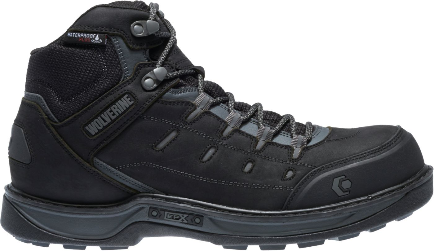 Wolverine Men's Edge LX EPX Waterproof CarbonMAX Work Boots