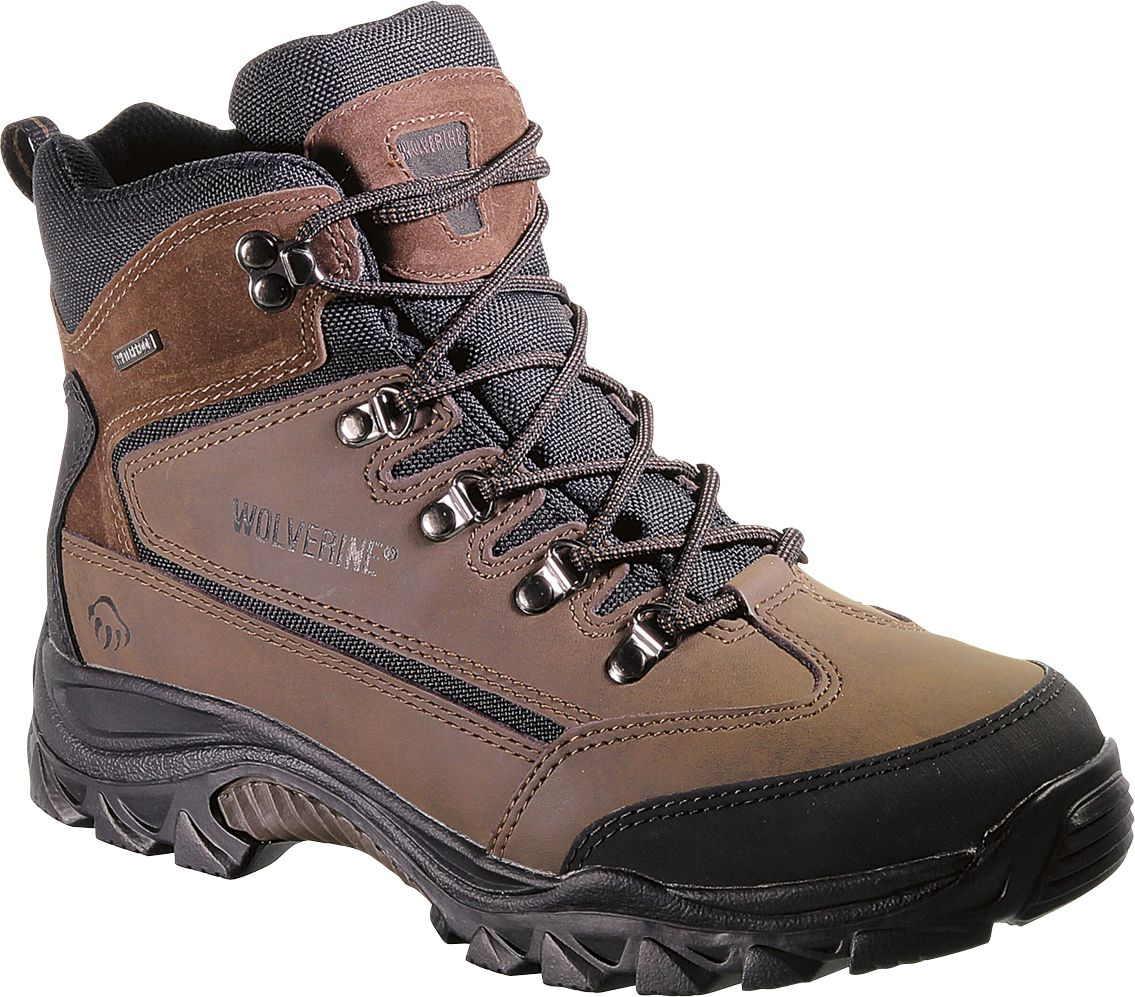 e881a2375b9 Wolverine Men's Spencer Mid Hiking Boots