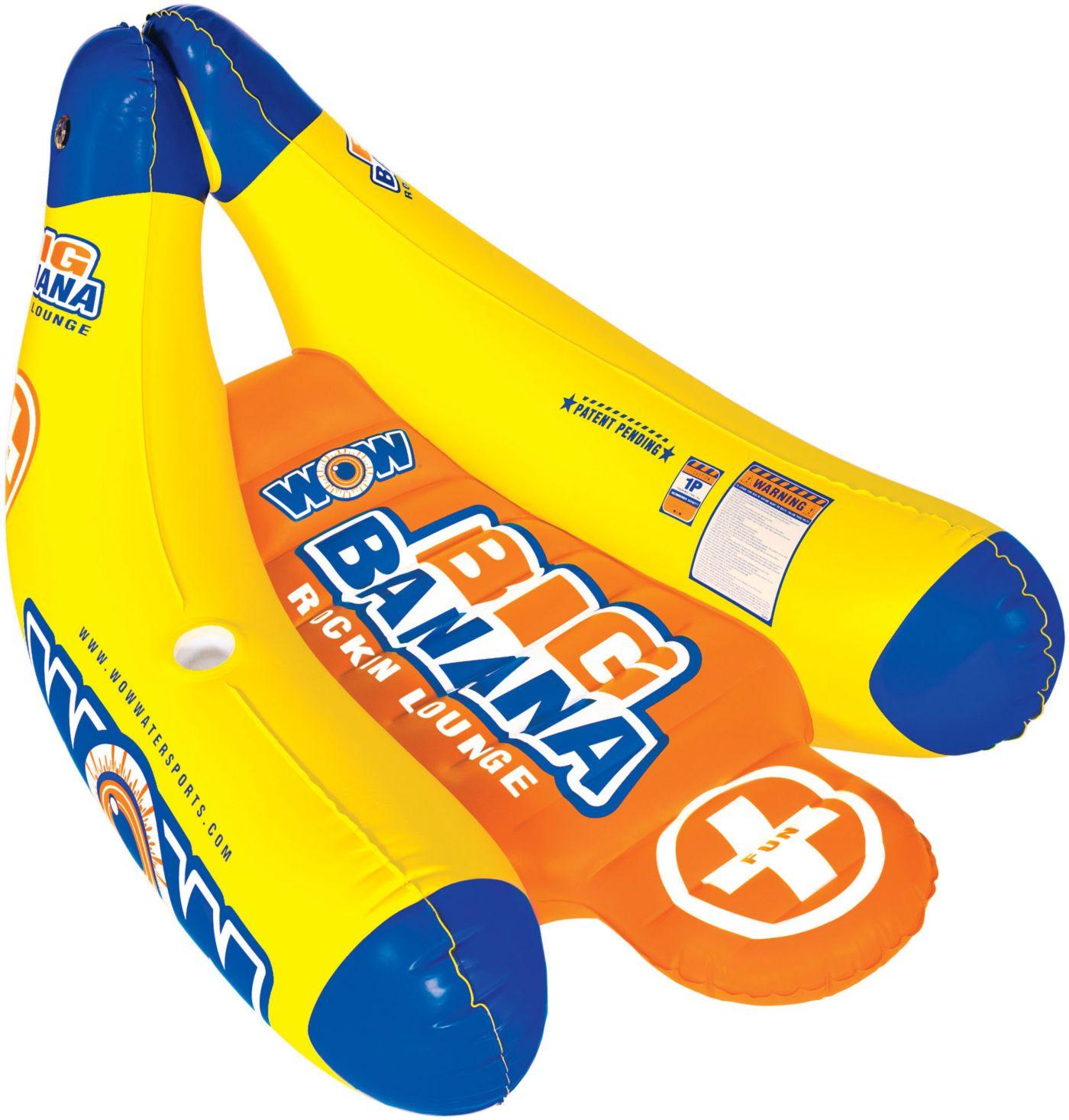 WOW Big Banana Lounger