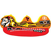 WOW Bronco Boat 2 Person Towable Tube