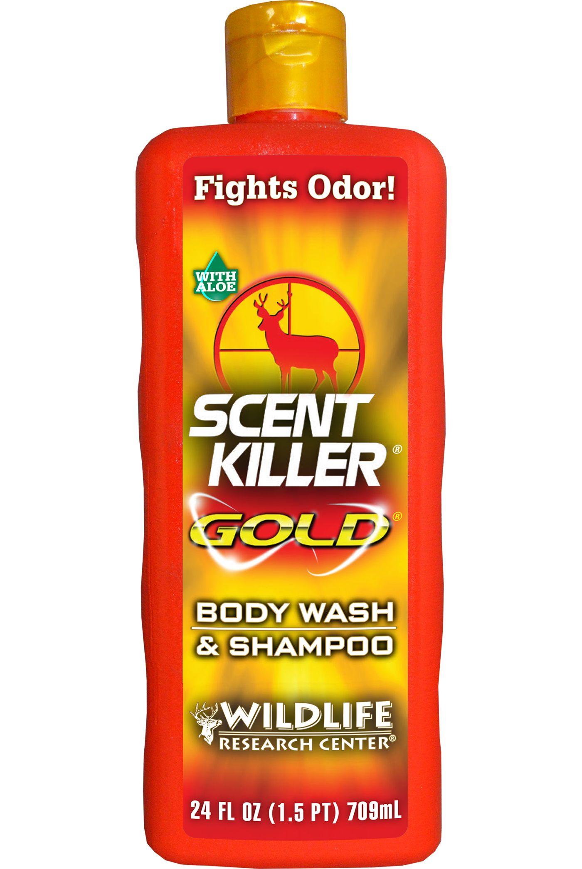 Wildlife Research Center Scent Killer Gold Body Wash & Shampoo - 24 oz