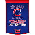 2016 World Series Champions Chicago Cubs Dynasty Banner
