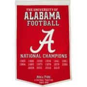 Alabama Crimson Tide Football National Champions Banner