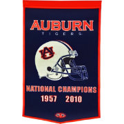 Auburn Tigers Football National Champions Banner