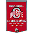 Ohio State Buckeyes Football National Champions Banner