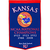 Kansas Jayhawks Basketball National Champions Banner