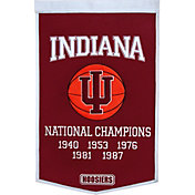 Indiana Hoosiers Basketball National Champions Banner