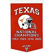Texas Longhorns Football National Champions Banner