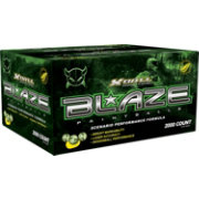 X-Ball Blaze Scenario Paintballs – 2000 Count