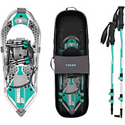 Yukon Charlie's Women's Advanced Snowshoe Kit