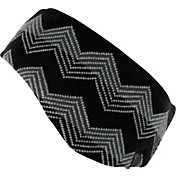 Yaktrax Adult Cozy Chevron Headband