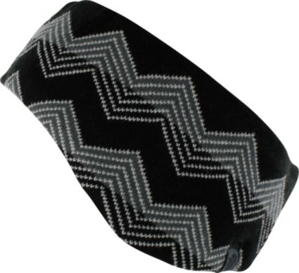 Yaktrax Women's Cozy Chevron Headband