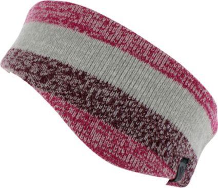 Yaktrax Women's Cozy Marled Stripe Headband