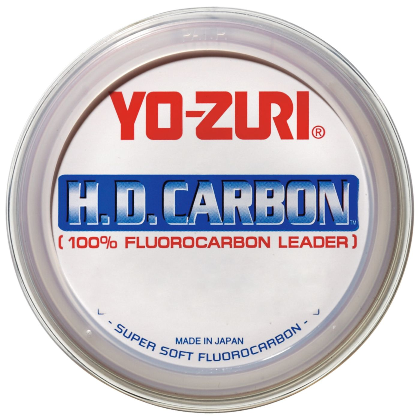 Yo-Zuri H.D. Carbon Fluorocarbon Leader