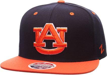 hot sale online 5cfca 45481 Zephyr Men s Auburn Tigers Blue Orange Z11 Snapback Hat. noImageFound.  Previous