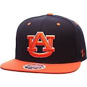Zephyr Men's Auburn Tigers Blue/Orange Z11 Snapback Hat