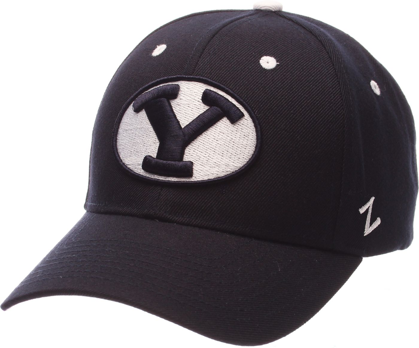 Zephyr Men's Brigham Young Cougars Blue Competitor Adjustable Hat