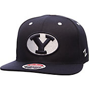 Zephyr Men's BYU Cougars Blue Z11 Snapback Hat