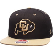 Zephyr Men's Colorado Buffaloes Black/Gold Z11 Snapback Hat