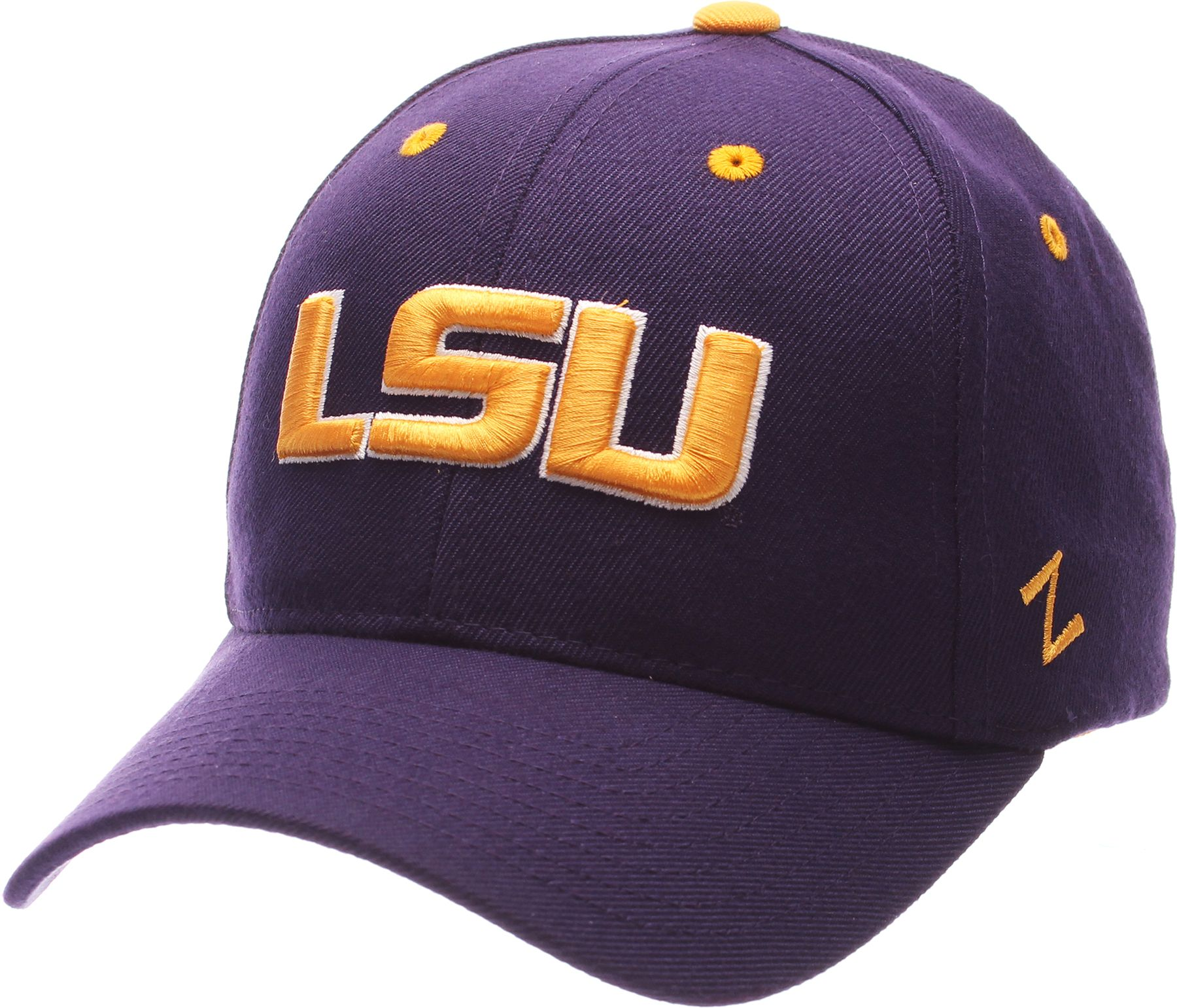 cheap for discount 062d1 84253 ... hot zephyr mens lsu tigers purple competitor adjustable hat d909e 611d5  uk top of the world lsu ...