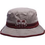 Zephyr Men's Mississippi State Bulldogs Grey Thunder Bucket Hat