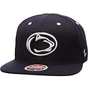 Zephyr Men's Penn State Nittany Lions Blue Z11 Snapback Hat