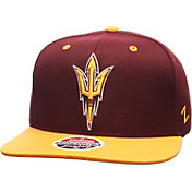 separation shoes 29405 c198c Product Image · Zephyr Men s Arizona State Sun Devils Maroon Gold Z11  Snapback Hat