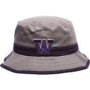Zephyr Men's Washington Huskies Grey Thunder Bucket Hat