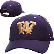 8baf012e9a69cb Product Image · Zephyr Men's Washington Huskies Navy Competitor Hat
