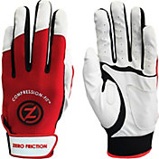 Zero Friction Adult Performance Batting Gloves