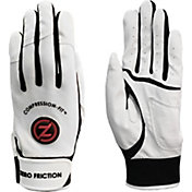 Zero Friction Varsity Performance Batting Gloves