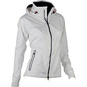 Zero Restriction Women's Olivia Full-Zip Hooded Golf Jacket
