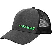 13 Men's Fishing Butterdome Snapback Hat