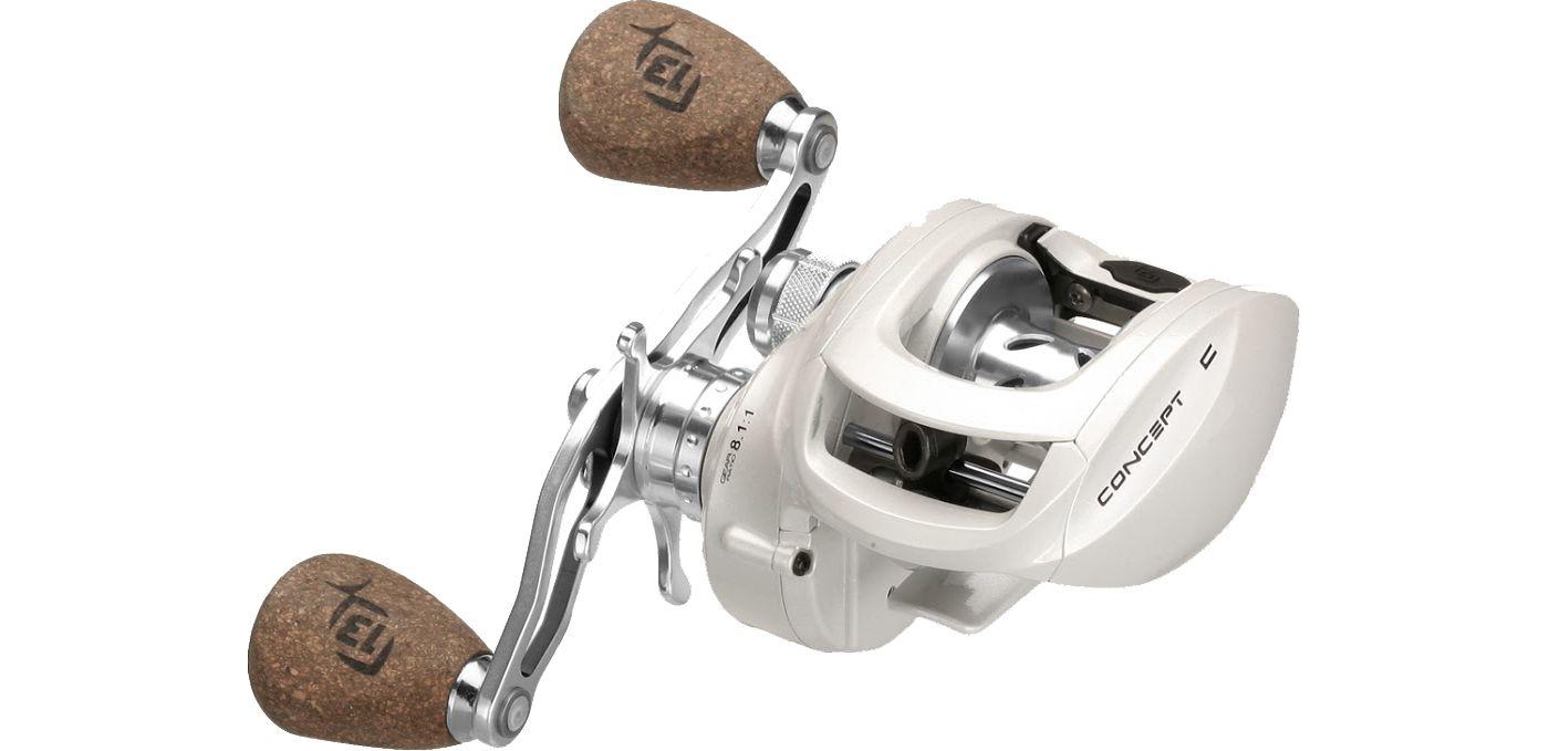 13 Fishing Concept C Low Profile Baitcasting Reel
