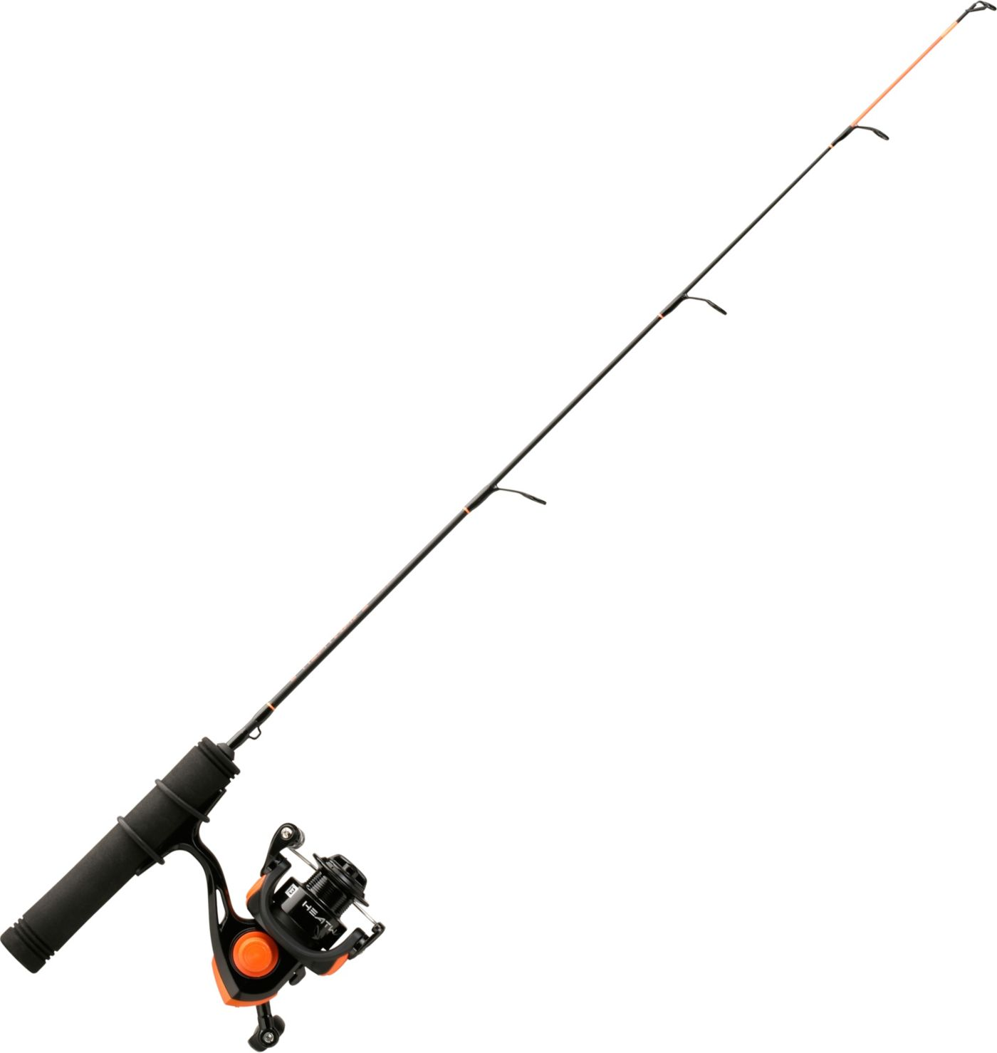 13 Fishing Tackle Heatwave Ice Spinning Combo