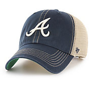 '47 Men's Atlanta Braves Trawler Clean Up Adjustable Hat